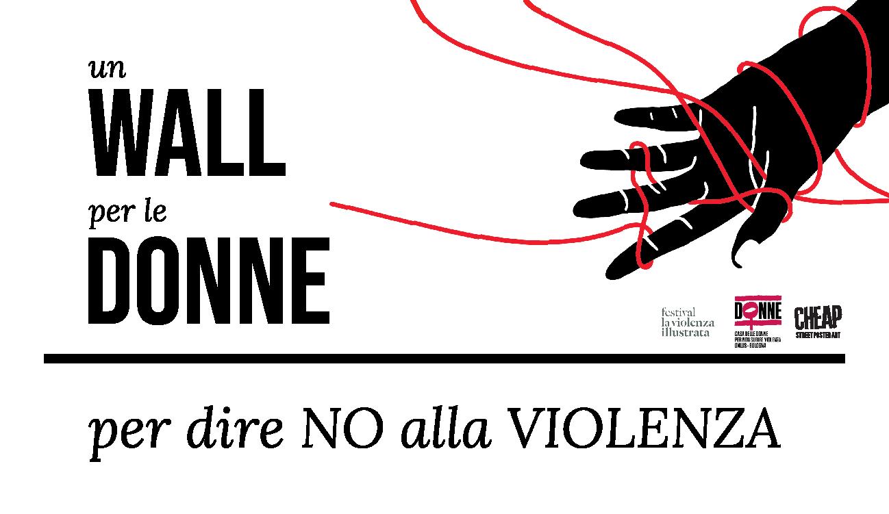progetto wall per dire NO alla violenza