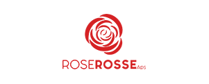 Logo rose rosse