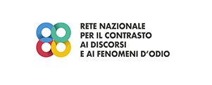 logo Rete nazionale per il contrasto ai discorsi e ai fenomeni d'odio