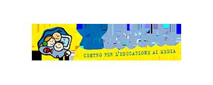 Logo Zaffiria Centro per l'educazione ai media